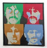 The Beatles - 'Sea of Science' Woven Patch